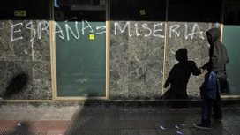 Spain is running out of people to borrow from after raiding its own pensions piggy bank | Prensa Extranjera | Scoop.it