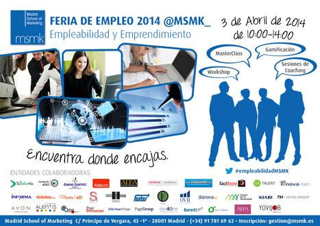 Feria de Empleo MSMK 2014 | Ofertas de empleo | Scoop.it