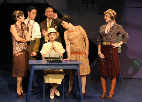 Machinal : The War On Empathy | LA STAGE TIMES | Empathy | Scoop.it