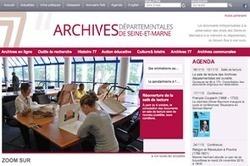 Réouverture partielle des archives de Seine-et-Marne | Généalogie et histoire, Picardie, Nord-Pas de Calais, Cantal | Scoop.it