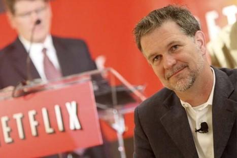 `A TV do futuro é um grande iPad`, diz CEO da Netflix | E-scribe | Scoop.it