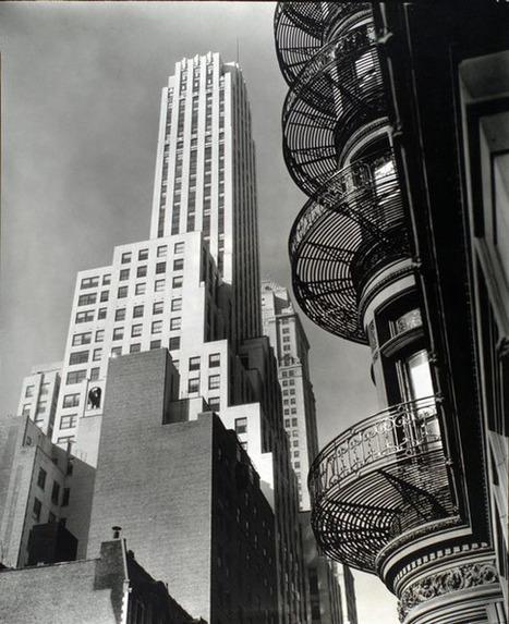 Photos of 1930s New York City by Berenice Abbott | Fotografía, Archivos e Historia. | Scoop.it