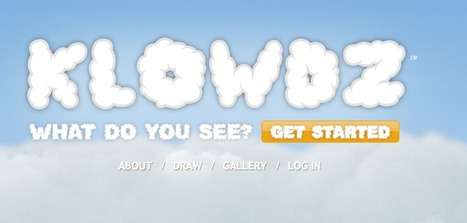 Find shapes in clouds and draw them online / Klowdz | Animal Webcams | Scoop.it