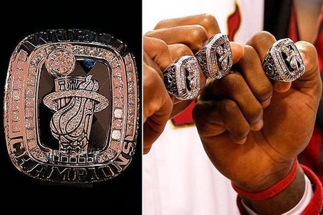 NBA Title Rings Through The Years - SI.com Photos   Sports Photography   Scoop.it