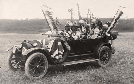 1914-1918 : Des Amérindiens dans les tranchées | Mon centenaire de la grande guerre | Scoop.it