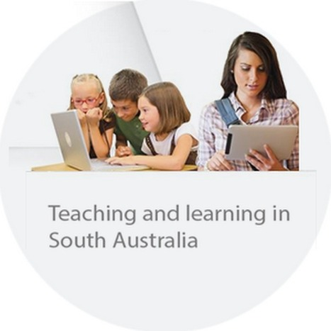 Teaching and Learning in South Australia - YouTube | TfEL and Learning Design | Scoop.it