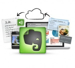 Clip Any Web Page, Text or Link and Organize Into Collections with Evernote WebClipper | Social Networker | Scoop.it