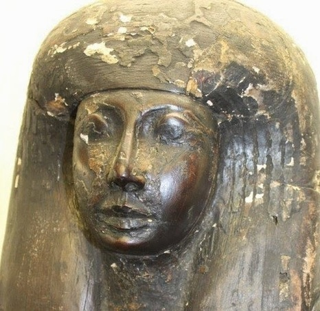 The Archaeology News Network: Egyptian sarcophagus found in Essex house | The Related Researches & News of Dr John Ward | Scoop.it