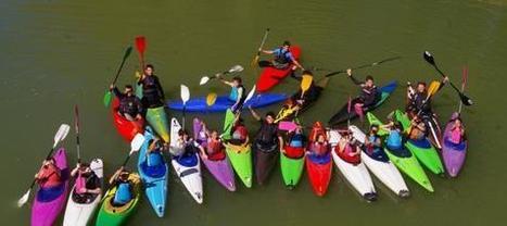 Entrainement pour les jeunes kayakistes | Le Collège dans la presse | Scoop.it