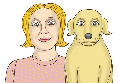 Scientists Finally Figured Out What Makes Pets Look Like Their Owners | enjoy yourself | Scoop.it