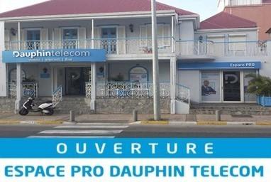 Saint-Martin : Ouverture de l'espace pro Dauphin Telecom | Les infos de SXMINFO.FR | Scoop.it