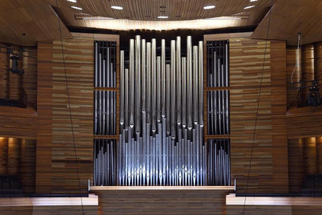L'Orgue de l'Auditorium de la maison de la radio: inauguration en concerts gratuits du 7 au 9 mai (Paris)   ON-ZeGreen   Scoop.it