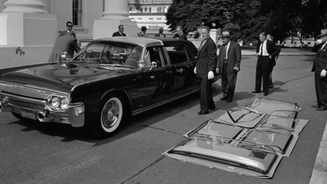Amazingly, JFK's Limo Was Still Used More Than a Decade Past His ... | Limo | Scoop.it