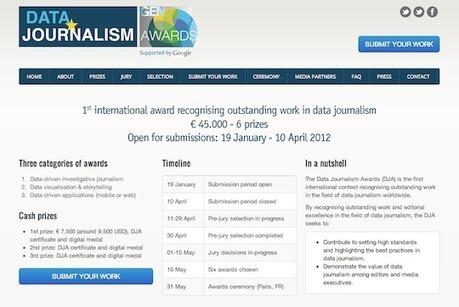 Datenjournalisten aller Länder, vereinigt euch! - ZEIT ONLINE (Blog)   Datenjournalismus   Scoop.it