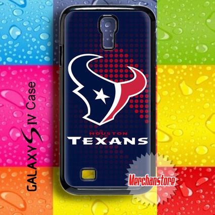 Houston Texans NFL Logo Samsung Galaxy S4 Case | Merchanstore - Accessories on ArtFire | SAMSUNG GALAXY S4 CASE | Scoop.it