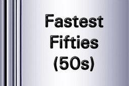 Test Matches Fastest Fifties Record   ICC World Twenty20   Scoop.it