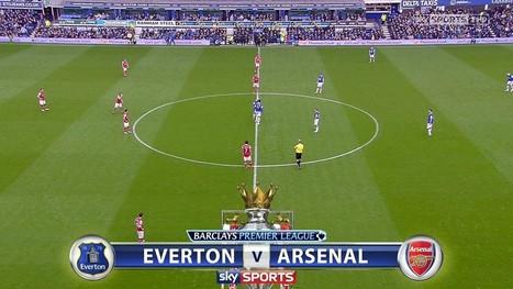 Everton vs Arsenal-LIVE ON HD TV- - Sport-Tv | jak111 | Scoop.it