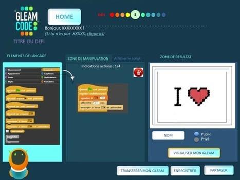 Une «boîte à coder» pour les écoliers   La-Croix.com   Numérique pédagogique   Scoop.it