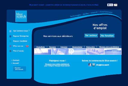 Cabinets de recrutement   Bilans internet, media, réseaux sociaux de 2011   Scoop.it