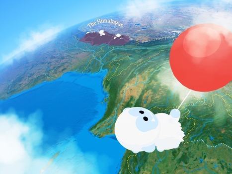 Verne: The Himalayas   Mobile learning and app design for educators   Scoop.it