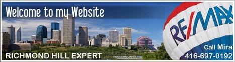 Hiring Real Estate Advisors is a Fair Choice | richmondhill home4u | Scoop.it