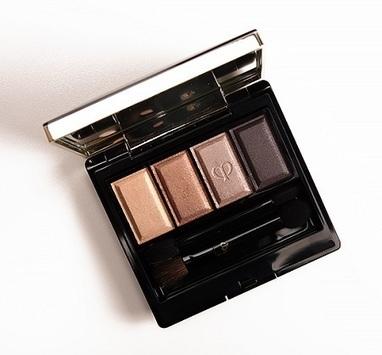 Cle de Peau Satin Moon Eye Color Quad - A Beauty Feature   Beauté et mode   Scoop.it