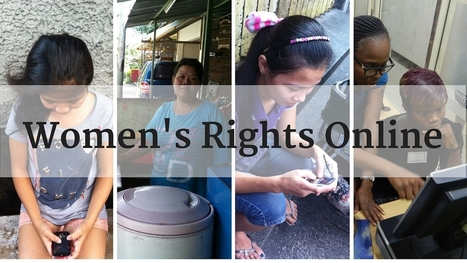 Women's Rights Online: Translating Access into Empowerment | Commonwealth OER | Scoop.it