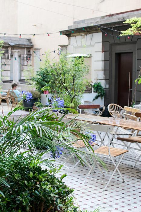 Spanish Design: Casa Gracia in Barcelona · Happy Interior Blog | Brokerage new wave in Belgium | Scoop.it