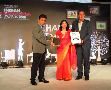 Educomp bags three awards at Indian Education Awards, 2016 | News Attitude | Scoop.it