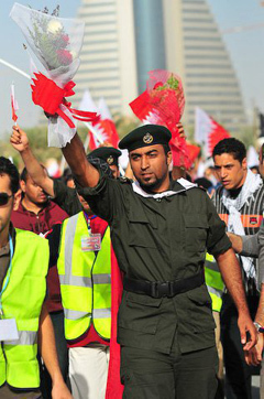 In Praise of a Bahraini Police Officer | Human Rights First | Human Rights and the Will to be free | Scoop.it