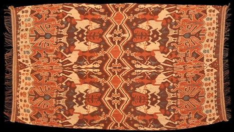 Indonesian Ikat Sumba textile | Year 4 Maths: Indonesian Ikat Patterns | Scoop.it
