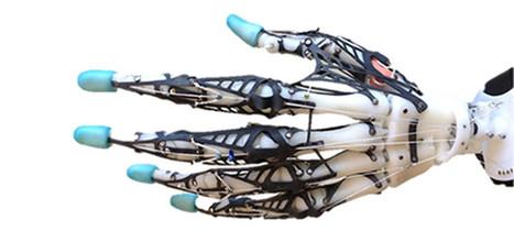 La mano robótica más huamana hasta la fecha | eSalud Social Media | Scoop.it