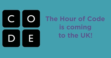 The UK Hour of Code is coming | Tablet opetuksessa | Scoop.it