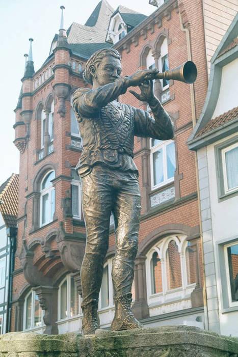 7 statues célèbres inspirées par les contes de fées | The Blog's Revue by OlivierSC | Scoop.it