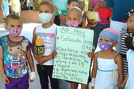 VENEZUELA INFOS : Papa, j'ai faim.... | Le Club de Mediapart | Venezuela | Scoop.it