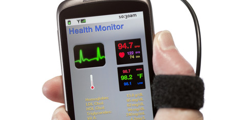 Why mHealth Is Caught Between Vision and Reality | Connected health | Scoop.it