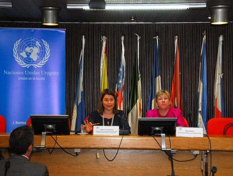 Comunicado de prensa de Relatora especial de la ONU por el agua y el saneamiento. (pdf) | MOVUS | Scoop.it