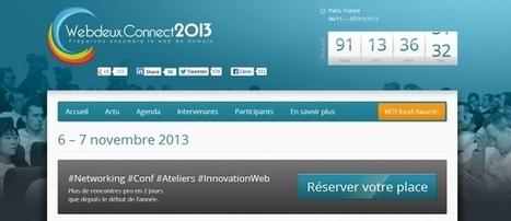 Rendez vous les 6 et 7 novembre au Web 2 Connect 2013 !   ConseilsMarketing.fr   ID, innovations & Outils collaboratifs   Scoop.it