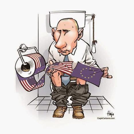 Vladímir Putin. Vida y obra del Zar Ruso   La R-Evolución de ARMAK   Scoop.it