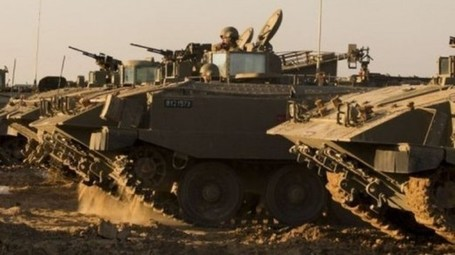 Israeli army starts drafting 16,000 reservists | MN News Hound | Scoop.it