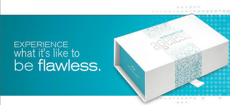 Instantly Ageless™ by Jeunesse Anti Aging Wrinkle Pore Shrinking Cream New | eBay | FGXpress Home Business | Scoop.it