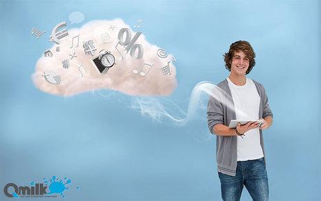 La tua attività non decolla? Prova con un'applicazione! | QmilkWeb | Scoop.it