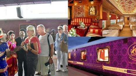 Luxurious South India Tour On Golden Chariot | India luxury train | Scoop.it