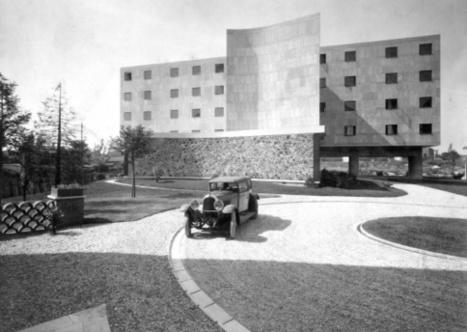 Le Corbusier et l'image maîtrisée - RTBF | art move | Scoop.it