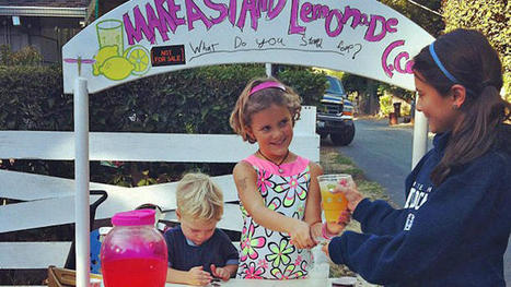 Girl, 9, Sells Lemonade to End Child Slavery - NBC Bay Area   stop child labour   Scoop.it