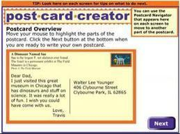 Postcard Creator - ReadWriteThink | readwritethink | Scoop.it