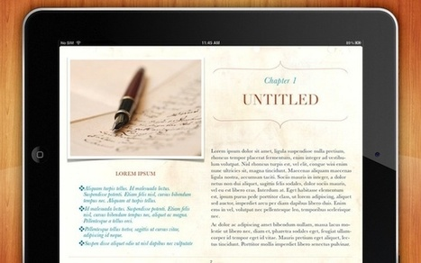 Additional Themes For iBooks Author Get Rid Of The Textbook Look | Cult of Mac | CF Educational Technology | Scoop.it