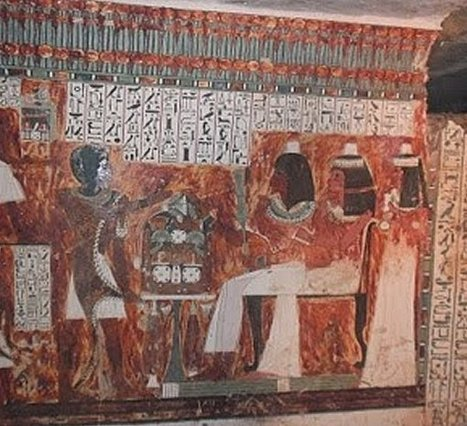 Four New Kingdom's Tombs Discovered In Egypt's Aswan May Change The History Of Elephantine Island - MessageToEagle.com | Ancient Burial Traditions | Scoop.it