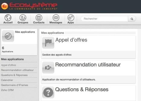 Comment répondre à un appel d'offres plus rapidement avec l'application Jamespot   Business Collaboratif   Scoop.it
