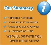 Summarizeonline.net Is Offering Effective, Original and Quick Online Summary from the Top Writers | emilygray | Scoop.it